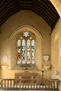 13th century english church Royalty Free Stock Images