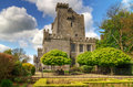 15th Century Knappogue Castle Royalty Free Stock Photography