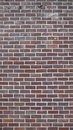 16x9 Brick Wall Background @ 10MP Stock Photos