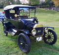 1915 Ford Model T Stock Images