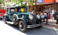 1919 Franklin Air Cooled Classic Car Royalty Free Stock Photo