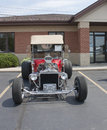 1923 Ford T-Bucket Front View Stock Photography