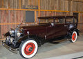1930 Packard Stock Photos