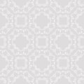 1930s vector seamless pattern Royalty Free Stock Photo