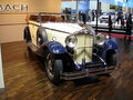 1931 Maybach Zeppelin DS 8 Royalty Free Stock Photography