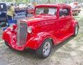 1935 Chevy STD Royalty Free Stock Photo