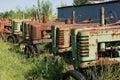 1939 John Deere Model B Tractors