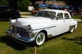 1950 Chrysler New Yorker DeLuxe Royalty Free Stock Photo