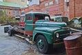 1951 international l-170 series Stock Photography