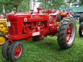 1952 Farmall Super M Royalty Free Stock Photo