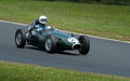 1959 Elva 100BMC-FJ  race car Royalty Free Stock Photo