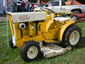 1962 Cub Cadet International Riding Mower Stock Photography