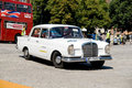 1965 Mercedes W111 230S Royalty Free Stock Photo