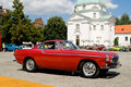 1965 Volvo P1800 S Royalty Free Stock Images