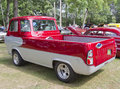 1966 Ford Econoline Truck Royalty Free Stock Photo