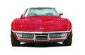 1969 Corvette Stingray Royalty Free Stock Photo