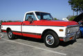 1972 Chevrolet Pickup Truck Royalty Free Stock Photo