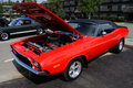 1973 Dodge Challenger Royalty Free Stock Image
