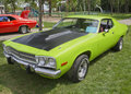 1973 Plymouth Satellite Royalty Free Stock Photo