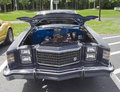1979 Black Ford Ranchero Front Stock Photography