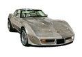 1982 Corvette Royalty Free Stock Photo