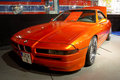 1991 BMW 850 CSI Stock Photo