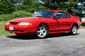 1994 Ford Mustang Coupe GT Royalty Free Stock Photo