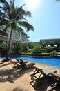 2 boao basenu dopłynięcie Zdjęcia Royalty Free