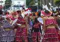 2010 Caribbean uk karnawałowy Leicester Zdjęcia Royalty Free