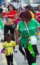 2010 Caribbean uk karnawałowy Leicester Obraz Stock