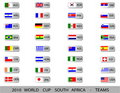 2010 World Cup South Africa Royalty Free Stock Images