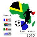 2010 World Cup South Africa Stock Photography