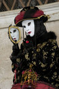 2011 Carnival of Venice Royalty Free Stock Photo