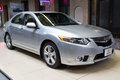 2012 Acura TSX Tech Royalty Free Stock Image