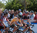 2012 Amgen Tour of California Stock Photography