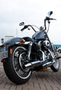 A 2012 built Harley Davidson Sportster Seventy-Two Stock Photos