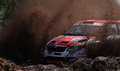 2012 ERC Bosphorus Rally Royalty Free Stock Photography