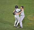 2012 Minor League baseball - Eastern Lge Champion Stock Images