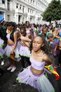 2012, Notting Hill Carnival Royalty Free Stock Photo