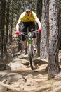 2012 Oregon Enduro Series Race #1: Bend, OR Royalty Free Stock Photos