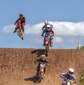 2012 Red Bull Pro Nationals Motocross Royalty Free Stock Photos