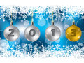 2013 christmas decorations Royalty Free Stock Images