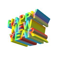 2013 happy new year Royalty Free Stock Photos