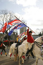 2013, London New Years Day Parade Stock Photo