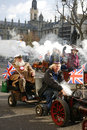 2013, London New Years Day Parade Stock Images
