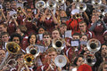 2013 NCAA Men's Basketball - band Royalty Free Stock Images
