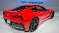 2014 Chevy Corvette Stingray Reveal Royalty Free Stock Photography