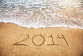 2014 New year Stock Photos