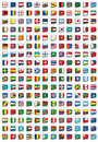 204 vlajky světa
