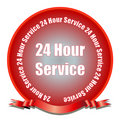 24 Hour Service Seal